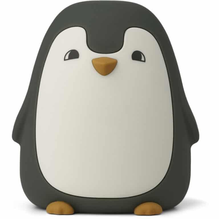 Liewood Nachtlicht Ditlev Pinguin hunter green