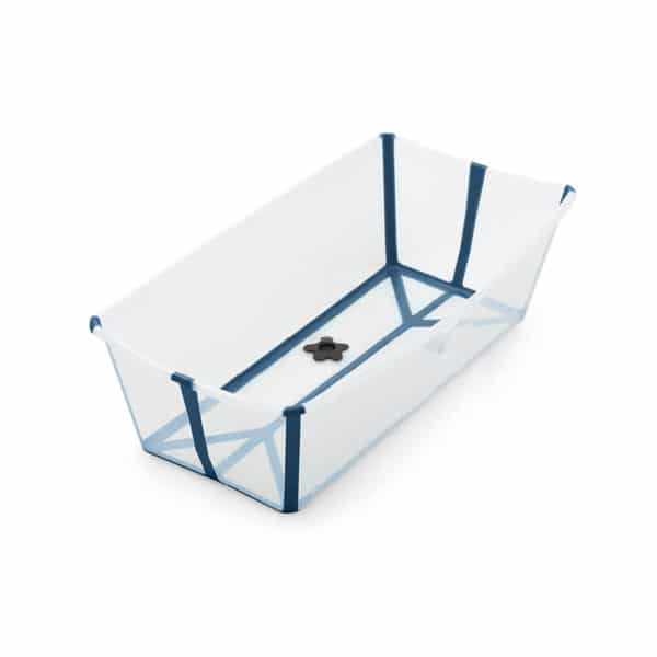 Stokke Badewanne Flexi Bath® XL Transparent Blue