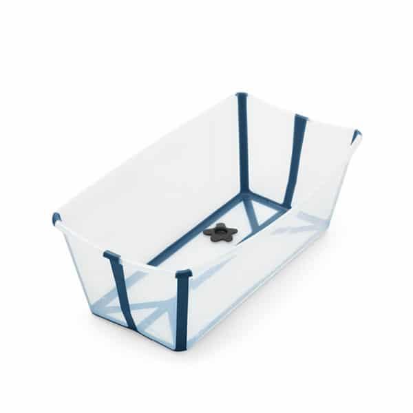 Stokke Faltbare Badewanne Flexi Bath® Transparent Blue