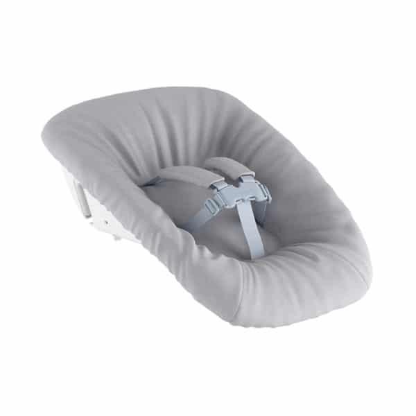 Stokke Tripp Trapp® Newborn Set mit Spielzeughalter grau