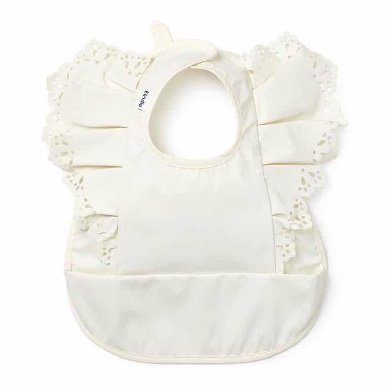 Elodie Details Babylätzchen Vanilla White
