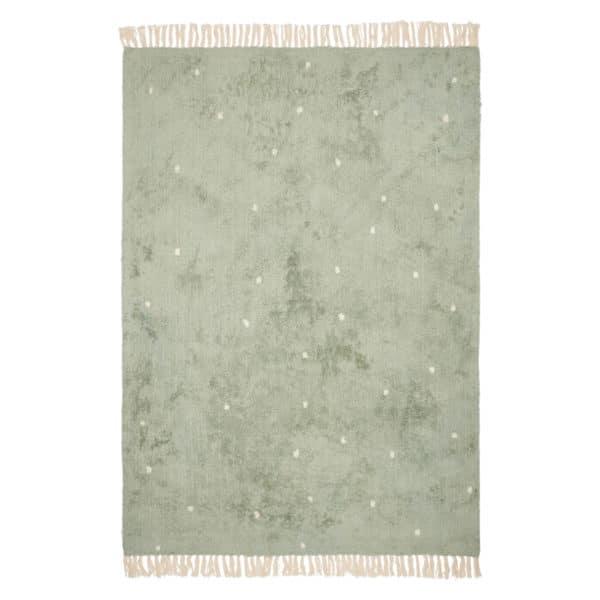 Little Dutch Teppich Dot Pure mint