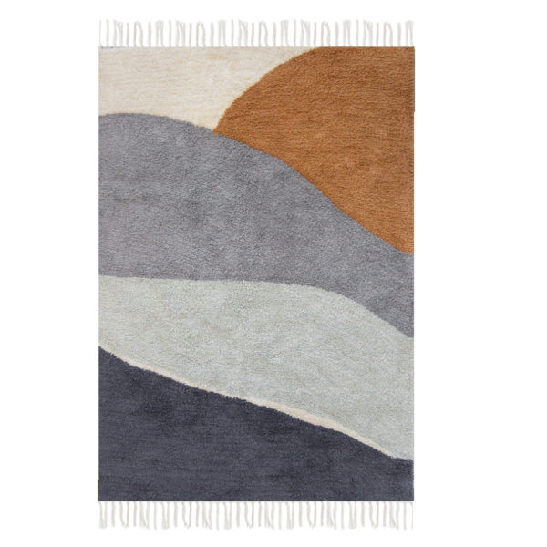Little Dutch Teppich Horizon blue 1