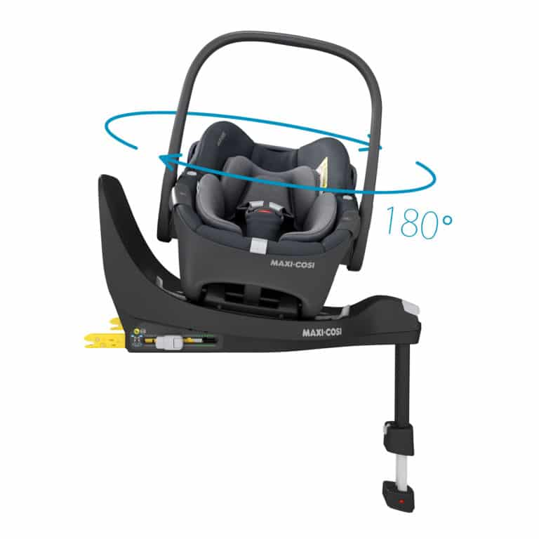 Maxi Cosi Babyschale Pebble 360 Essential Graphite 1