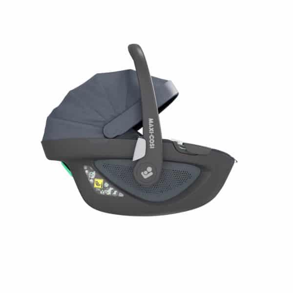 Maxi Cosi Babyschale Pebble 360 Essential Graphite 2