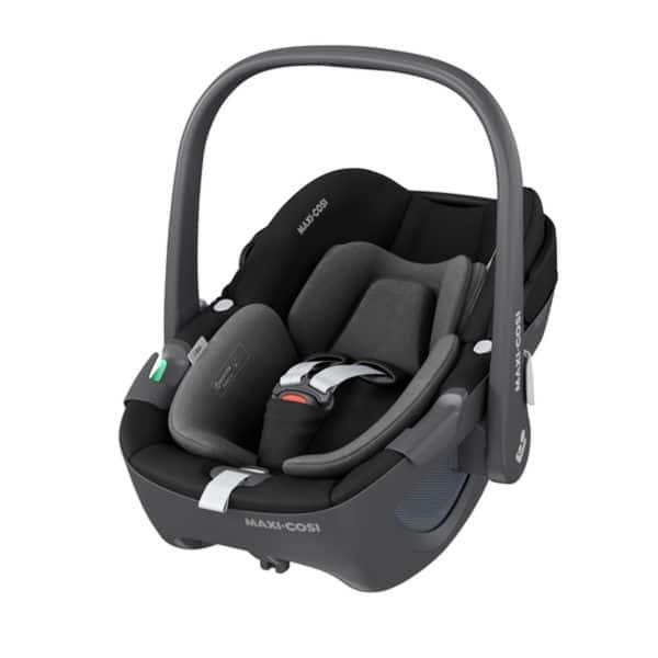 Maxi Cosi Babyschale Pebble 360 Essential Black