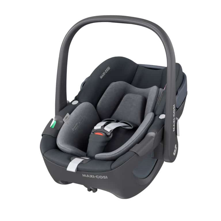 Maxi Cosi Babyschale Pebble 360 Essential Graphite