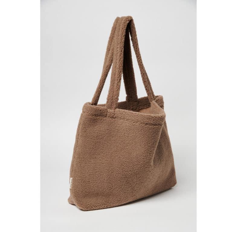 Studio Noos Chunky teddy Mom-bag brown