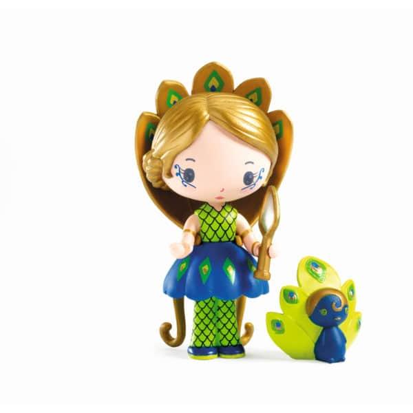 Djeco Tinyly Spielfigur Paloma & Bôgo