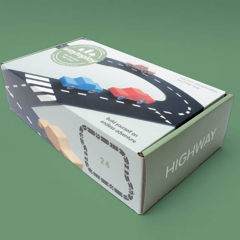 Waytoplay Autobahn Spielset 1