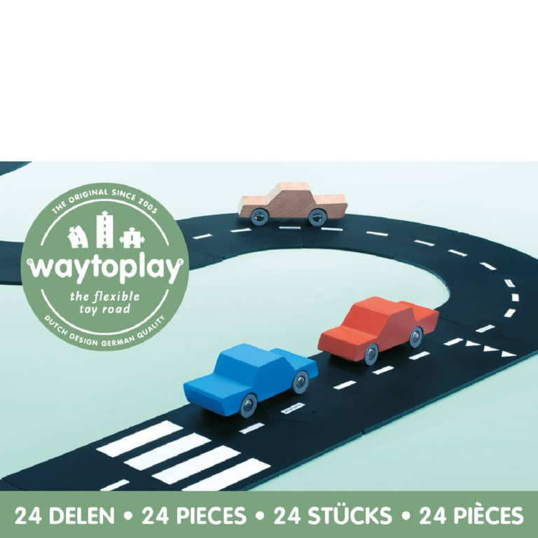 Waytoplay Autobahn Spielset