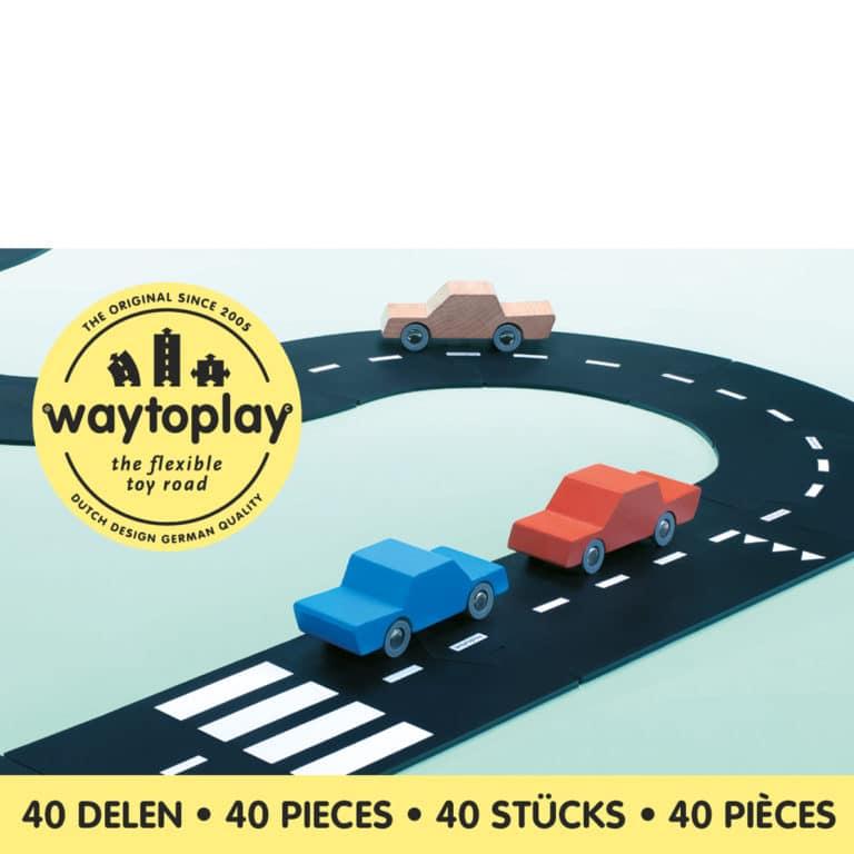 Waytoplay King of the road Mega Spielset