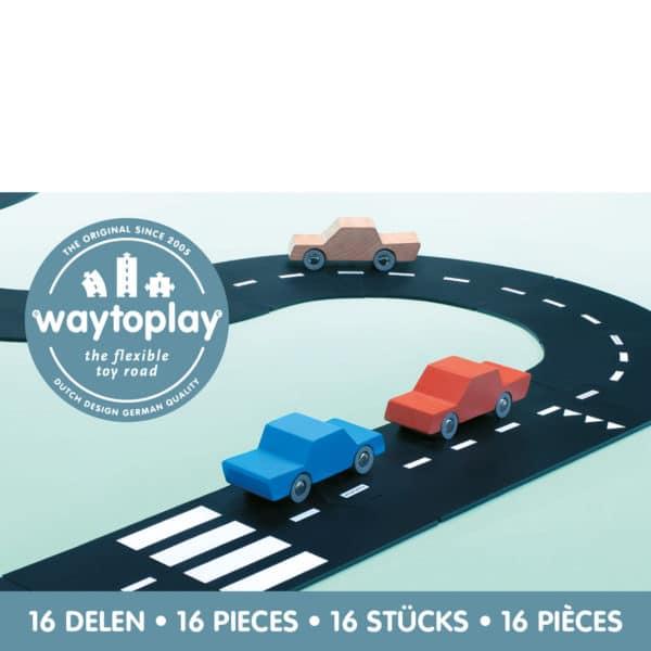Waytoplay Schnellstraße Spielset