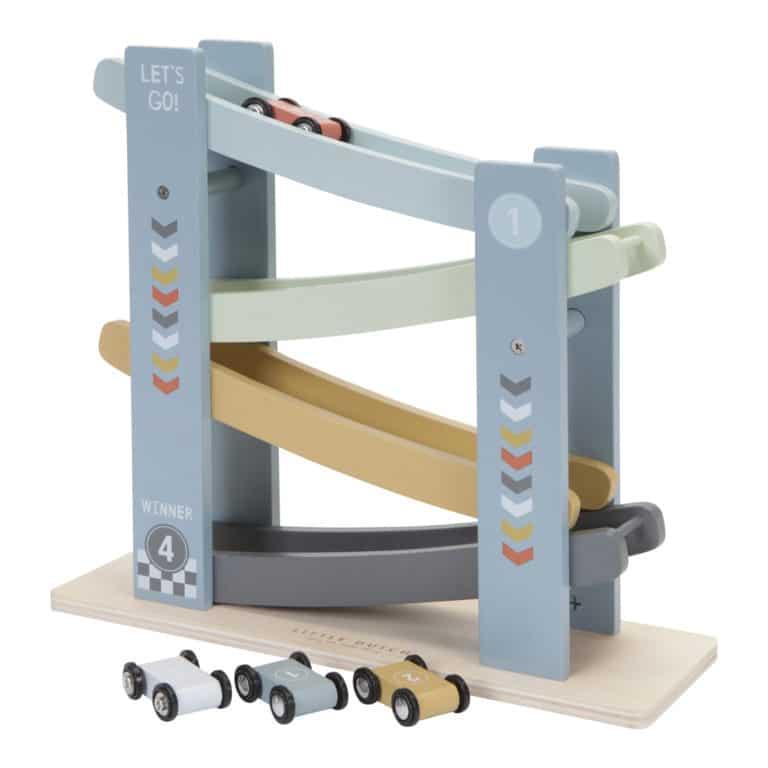 Little Dutch Holzrollbahn