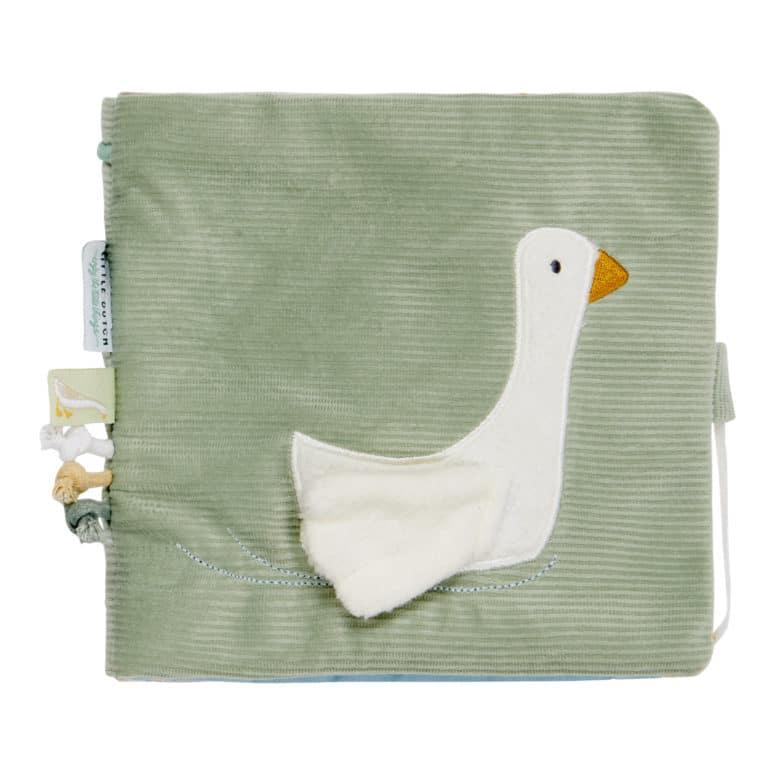 Little Dutch Stoffbuch mit Aktivitäten Little Goose