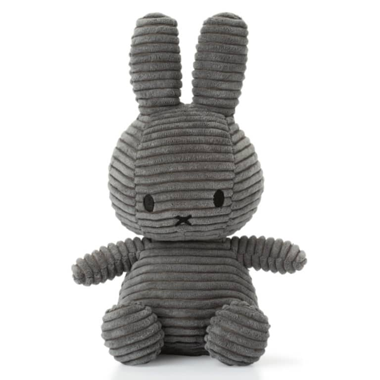 Nijntje Kord-Miffy grau