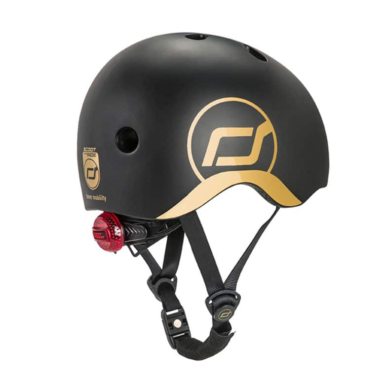 Scoot and Ride Baby Helm - Highway Kick 1 Scooter, Special Edition schwarz 1