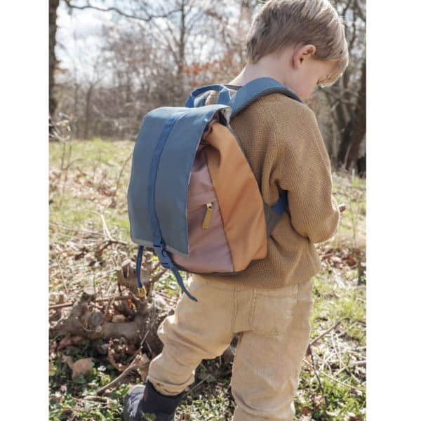 Fabelab Rucksack Olive mix small 2