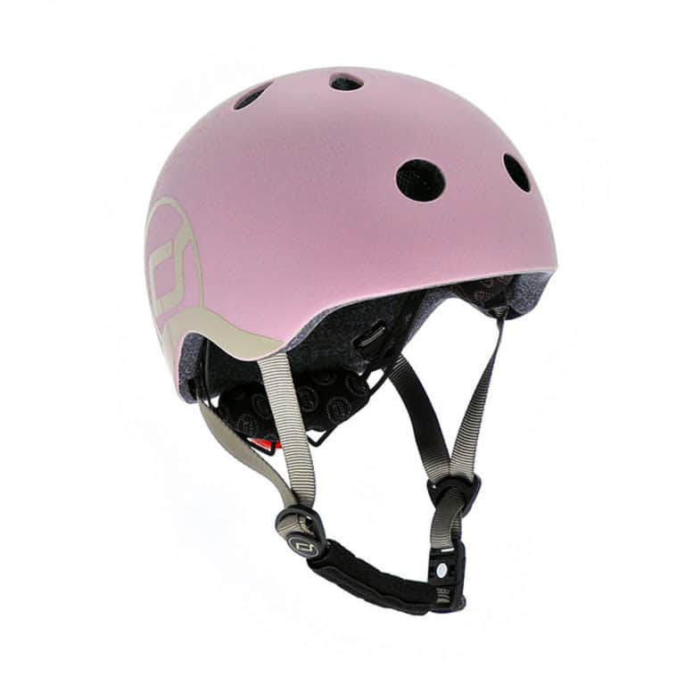 Scoot and Ride Babyhelm rosé