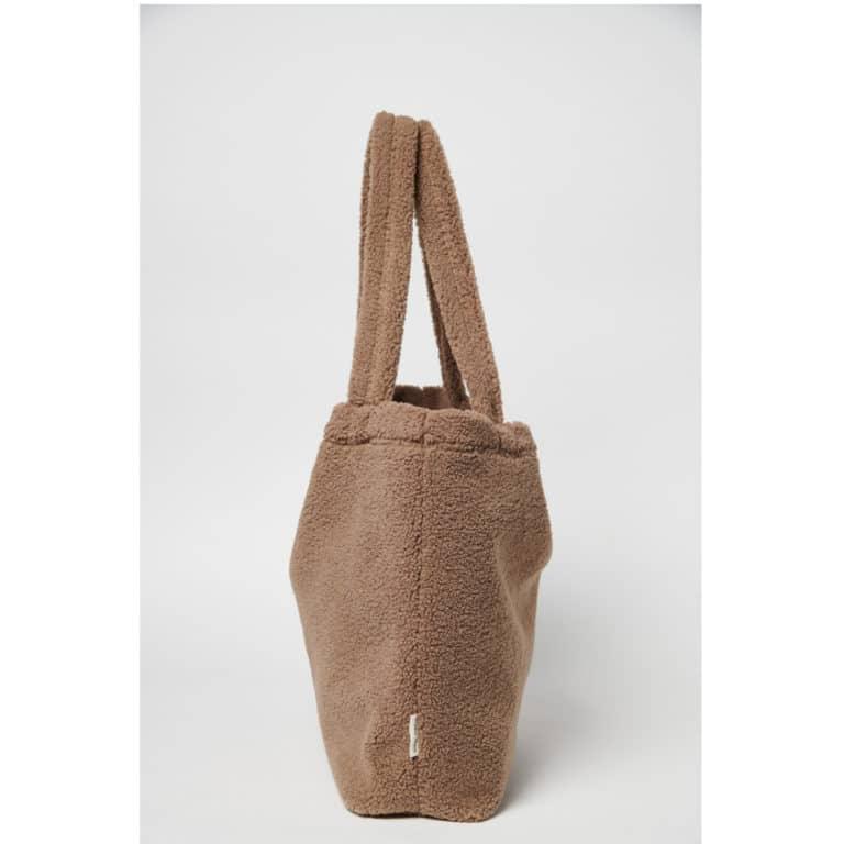 Studio Noos Chunky teddy Mom-bag brown 1
